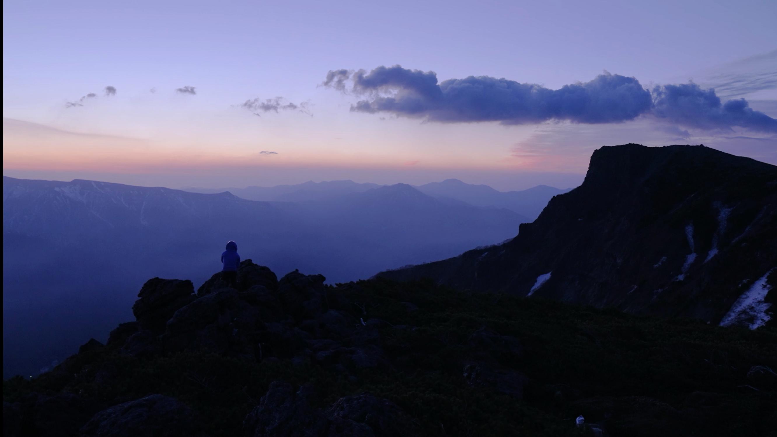 絶景を撮る 大雪山頂の朝日に息を呑む